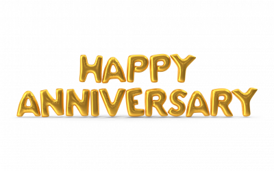 """Happy Anniversary """"Blessed Butter by Bevelyn""""!!!"""